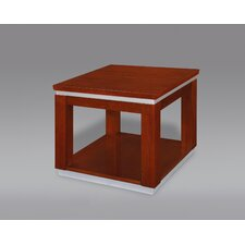 "Pimlico Veneer 24"" End Table"