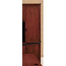 Americus Right Hand Facing Single Door Wardrobe