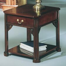 "Governors 26"" Rectangular End Table"