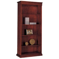 "<strong>DMI Office Furniture</strong> Del Mar Left Hand Facing 78"" Bookcase"
