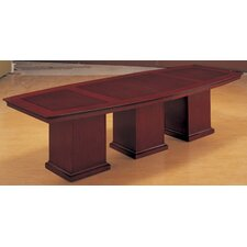 <strong>DMI Office Furniture</strong> Del Mar 12' Boat Top Conference Table