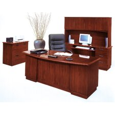 <strong>DMI Office Furniture</strong> Belmont Standard Desk Office Suite