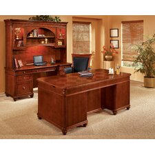 <strong>DMI Office Furniture</strong> Antigua Standard Desk Office Suite