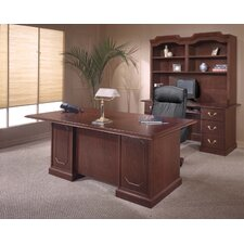 <strong>DMI Office Furniture</strong> Andover Standard Desk Office Suite