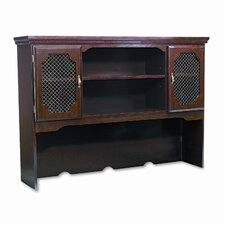 <strong>DMI Office Furniture</strong> Governors Series Hutch for Kneespace Credenza