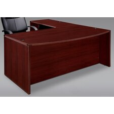 Fairplex Right / Left Executive L Desk