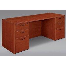 Fairplex Credenza Desk Shell