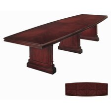<strong>DMI Office Furniture</strong> Keswick 10' Boat Shaped Conference Table