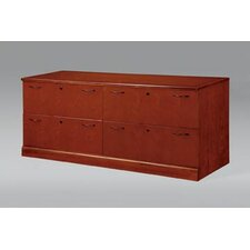 <strong>DMI Office Furniture</strong> Belmont Lateral File Credenza