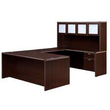 Fairplex U-Shape Desk Office Suite