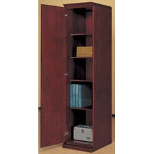 "Del Mar 24"" Single Door Storage Wardrobe Cabinet"