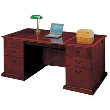 <strong>DMI Office Furniture</strong> Del Mar Executive Desk