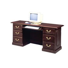 <strong>DMI Office Furniture</strong> Governor's Computer Credenza