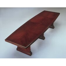 <strong>DMI Office Furniture</strong> Keswick 12' Boat Top Conference Table