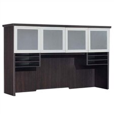 "<strong>DMI Office Furniture</strong> Pimlico 42"" H x 72"" W Desk Hutch"