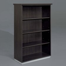 "Pimlico 54"" H Open Bookcase (Flat Pack)"