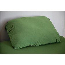 Bamboo Blend Pillow Case in Green