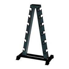 <strong>York Barbell</strong> A-Frame Dumbbell Rack