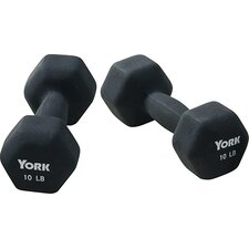Neoprene Hexagon Fit bell Dumbbell