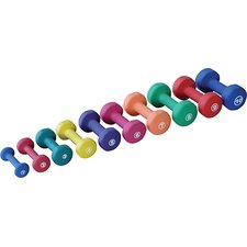Neoprene Fit Bell Dumbbell