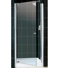 "Elegance 34"" x 36"" Pivot Adjustable Shower Door"