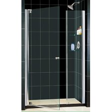 "Elegance 59 .75"" x 61 .75"" Pivot Adjustable Shower Door"