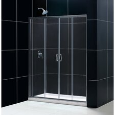 Visions Frameless Shower Enclosure