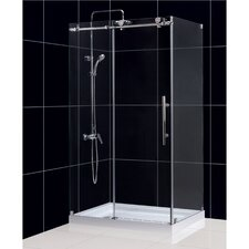 "Enigma-X 48.375"" x 34.5"" Sliding Shower Enclosure"