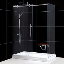 "Enigma-X Shower 60"" x 34"" Enclosure"