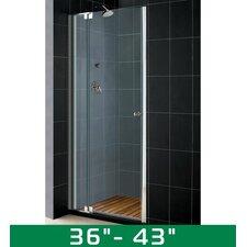 "Allure 36-43"" W x 73"" H Pivot Shower Door"