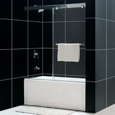 Torero Single Panel Sliding Tub Door