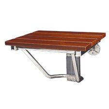 <strong>Dreamline</strong> Natural Teak Folding Shower Seat