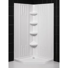 <strong>Dreamline</strong> SlimLine Neo Tray Shower Enclosure