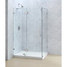 <strong>Dreamline</strong> QuatraLux Hinged Shower Enclosure