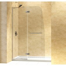 Aqua Ultra Hinged Shower Door