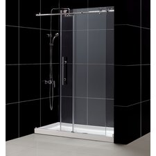 <strong>Dreamline</strong> Enigma-X Shower Door and SlimLine Shower Base