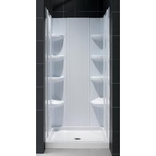 3Q-wall Shower Enclosure
