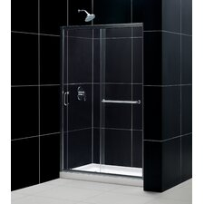Infinity-Z Frameless Shower Enclosure