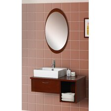 "31.5"" Wall Mounted Bathroom Vanity Set"