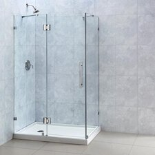 QuatraLux Hinged Shower Enclosure