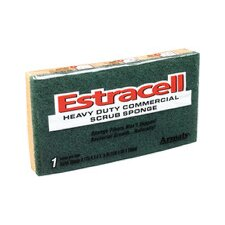 Estracell Large Heavy-Duty Scrub Sponge