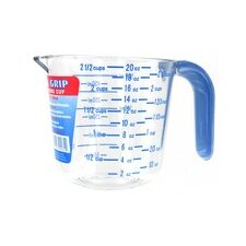 <strong>Arrow Plastic Mfg. Co.</strong> 2.5 Cups Cool Grip Measuring Cup