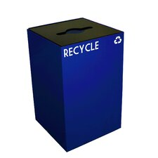 Geocube Industrial Recycling Bin