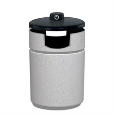 Stadium Series PLC 27 Gallon Round Hide-A-Butt