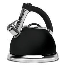 3-qt. Whistling Electric Tea Kettle