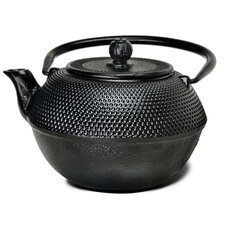 1.25-qt. Cast Iron Teapot with Infuser