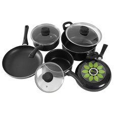 <strong>Epoca Inc</strong> Artistry 8-Piece Cookware Set