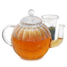 <strong>Epoca Inc</strong> Primula 40 Oz. Glass Teapot