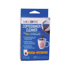 Mr. Coffee Coffeemaker Cleaner