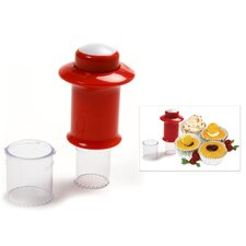 3 Piece Cupcake Corer Set